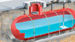 Xerxes-Fire-protection-water-tank
