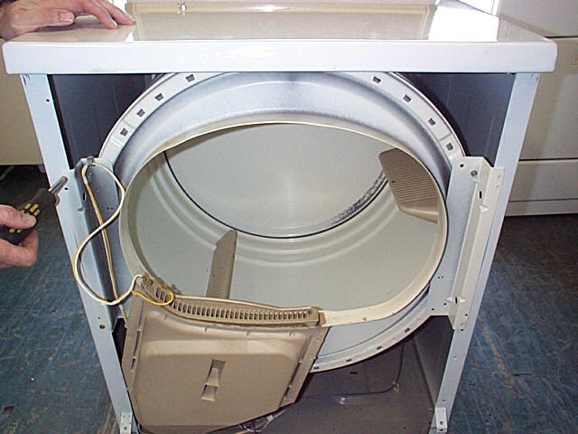 Inside Of A Dryer ~ How to diagnose troubleshoot and make basic dryer repairs