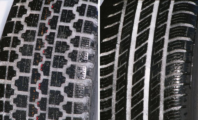 how to know if tires are all season or summer